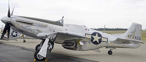 North American P-51D Mustang NL7722C, May 14, 2011